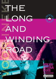 The long and winding road Beeld _ Kees de Ruyter